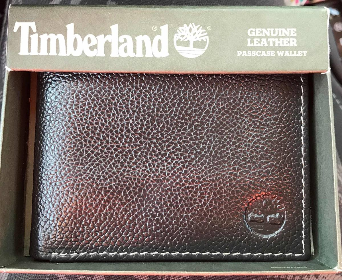3c2b465c5 Billetera Timberland Original Nueva Hombre Con Estuche - $ 860,00 en ...