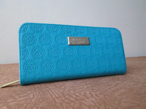 billetera turquesa de mujer envíos a todo el país