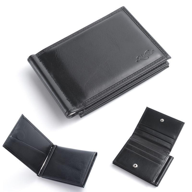 f41dc1ec1 billetera zodaca elegante hombre cuero negro envío gratis. Cargando zoom.