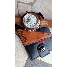 e2a481cac Relojes Para Zurdos Billeteras - Billeteras de Hombre en Mercado ...
