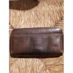 a28f6fb8 Billeteras Cuero Bounty Decoracion - Billeteras de Mujer Marrón en ...