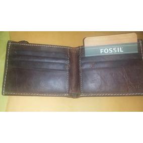 594d123ede7f Billetera Fossil Hombre - Carteras
