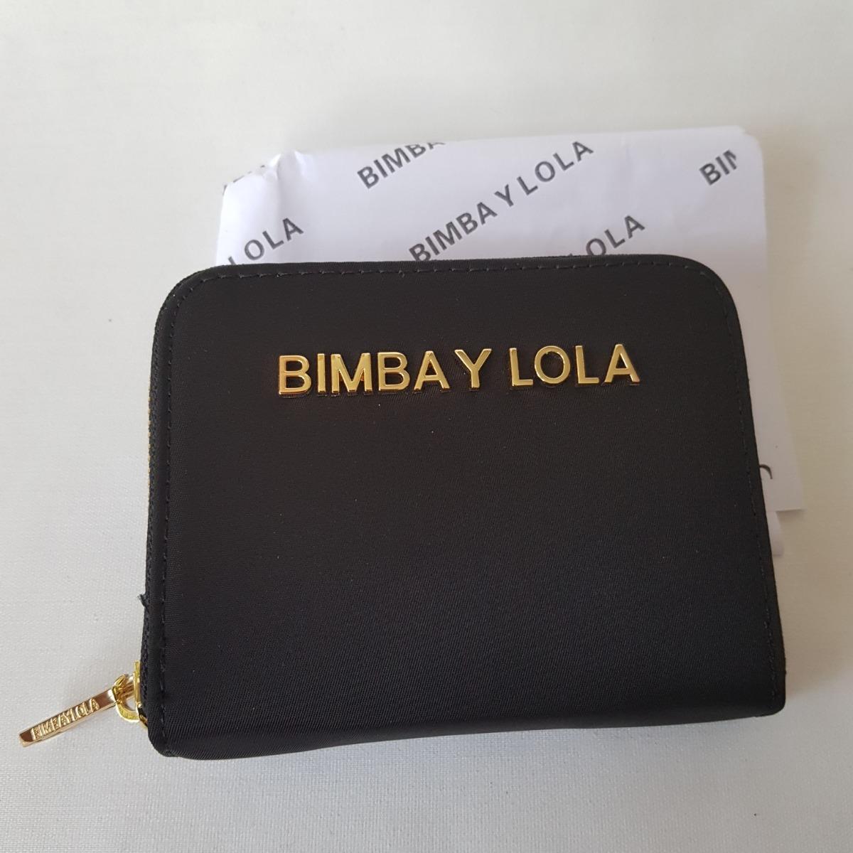 zapatos de separación a14c6 d44e7 Billeteras Bimba Y Lola Small