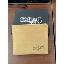 Billetera Billabong Cuero 100 Original Importada