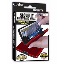 Tarjetero Security Credit Card Wallet