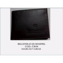Billeteras Y Carteras De Caballero-marcas Varias
