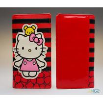 Monedero Hello Kitty Samrio Cartera Billetera 100% Calidad