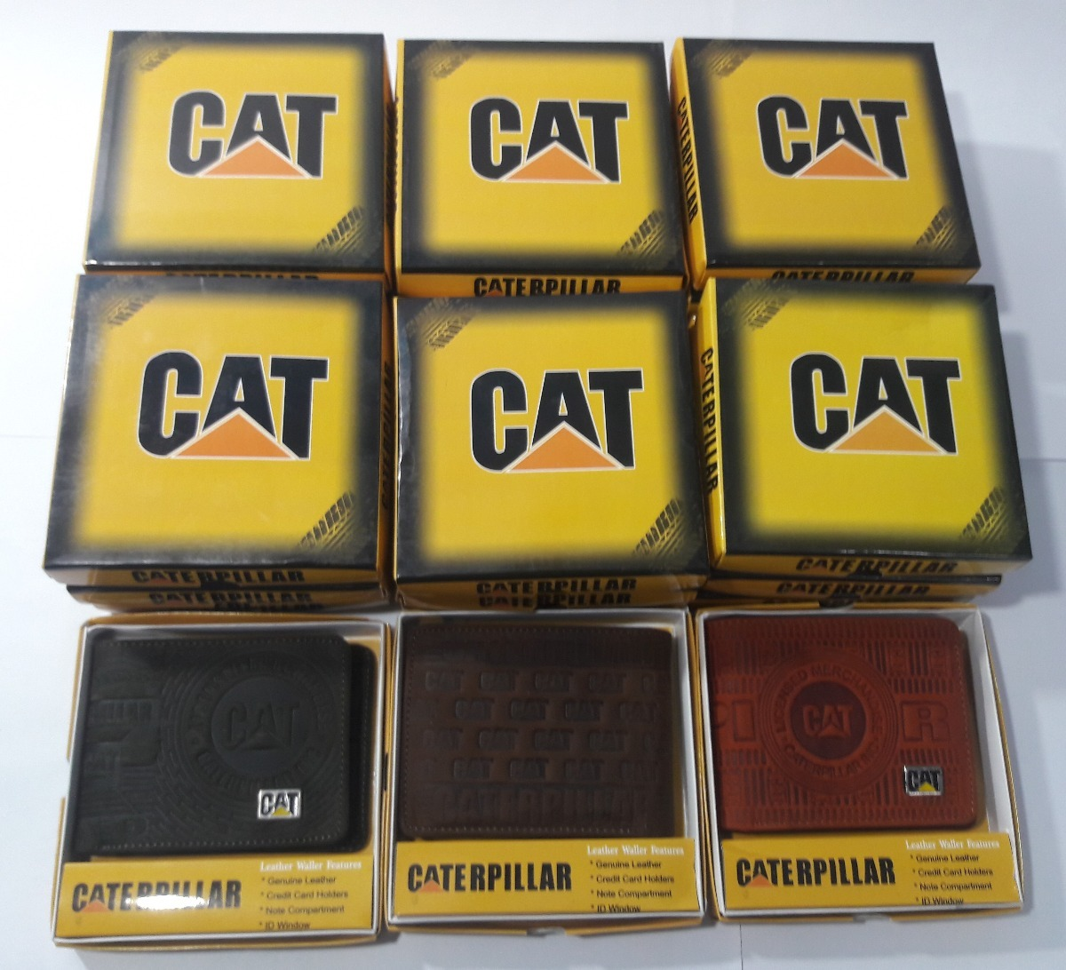 d08e4901a Billeteras Cat Originales - $ 649,00 en Mercado Libre