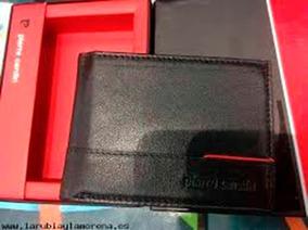 nuevo producto cd31f 74815 Billetera Hombre Cuero Pierre Cardin - Billeteras y ...
