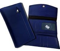 billeteras de cuero vaca pack x 12 unidades