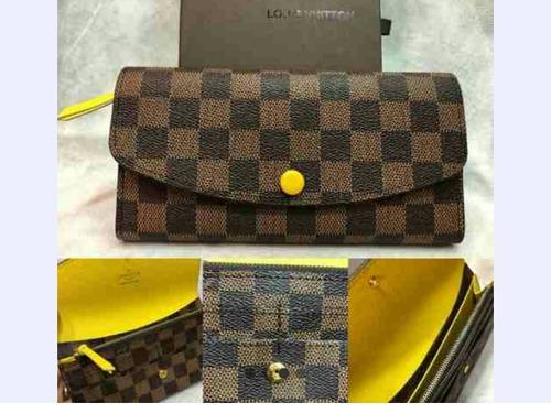 3b2e64ec5 Billeteras De Dama Louis Vuitton - S/ 190,00 en Mercado Libre