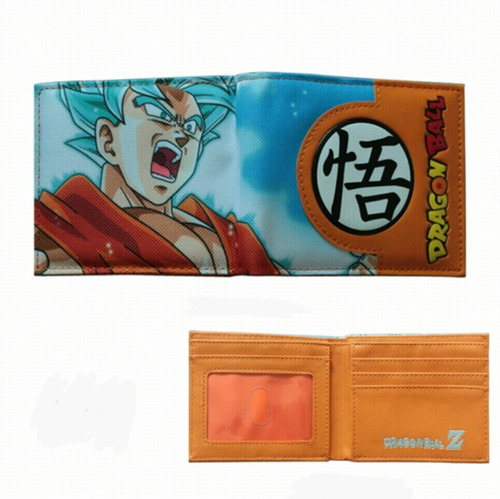 billeteras dragon ball