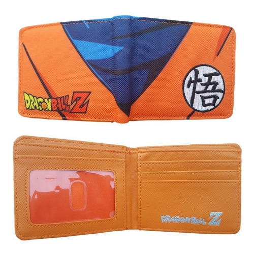 billeteras dragon ball varios modelos!!