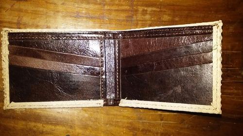 billeteras en vibora varios colores clasicos...