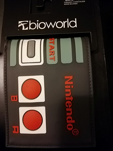 billeteras gamer y geek, nuevas y selladas