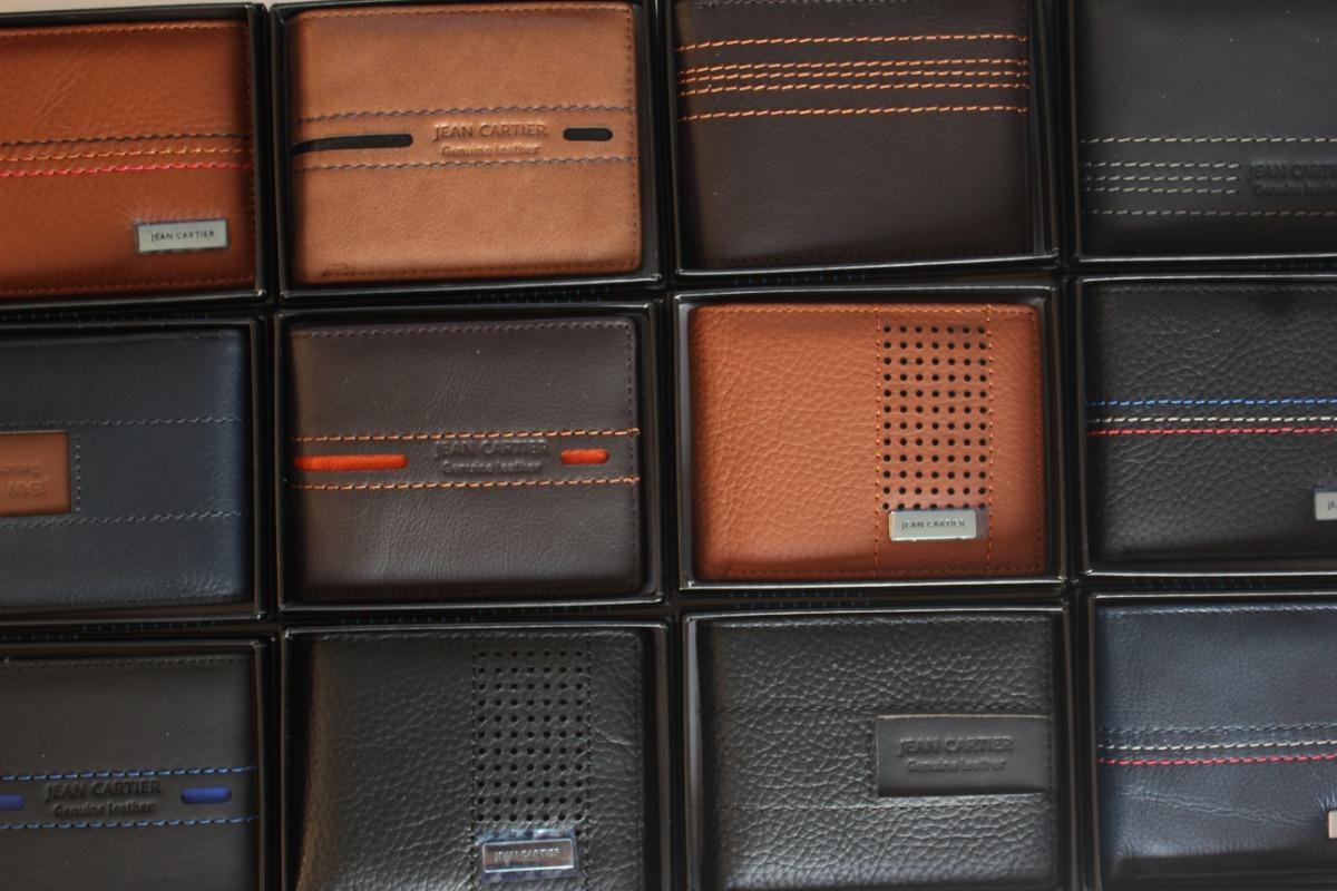d8f89a1c3 Billeteras Hombre Jeans Cartier 100% Cuero Envio Gratis - $ 890,00 ...