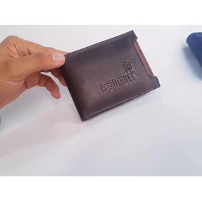 4b40aadac Billeteras Diesel Cuero - Billeteras en Mercado Libre Colombia