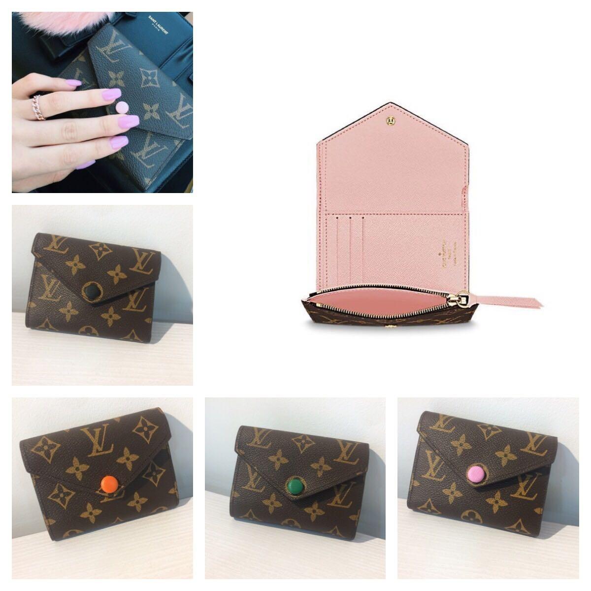 d795f642e Billeteras Mini Louis Vuitton Lv Cuero Envío Gratis - $ 129.500 en ...