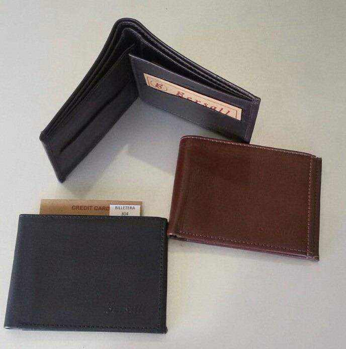 4510a21d6 Billeteras Para Hombre En Cuero - $ 35.000 en Mercado Libre