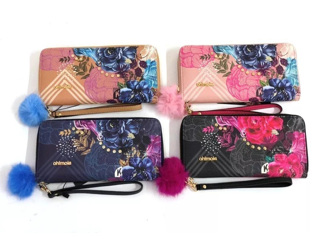 46a9d33d9 billeteras porta celular mujer - varios modelos chimola. Cargando zoom.