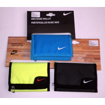 Billetera Monedero Nike.