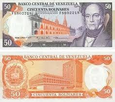 billetes antiguos de 50