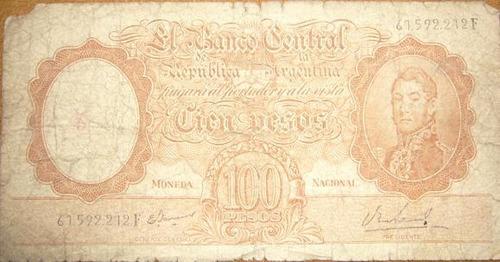 billetes de argentina / lote completo a 300$ /