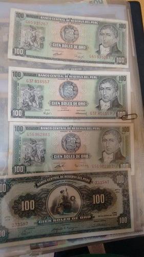 billetes de peru