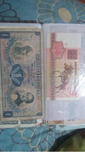 billetes del mundo de coleccion