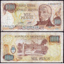 ® Reposición Argentina 1000 Pesos (1976-83)