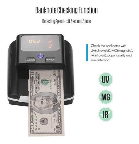 billetes falsos detector