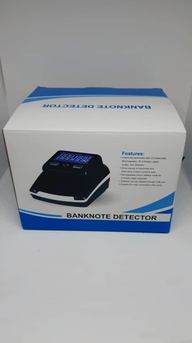 billetes falsos detector detector