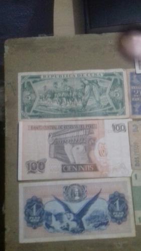 billetes fuera de circulación de colección
