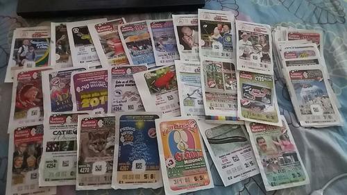 billetes loteria coleccion