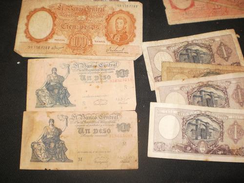 billetes moneda nacional