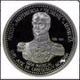Moneda De Plata Gran Mariscal Luis José De Orbegoso Ymoncada