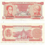 Billetes Antiguos De Venezuela Bs 5 Spt 21 1989