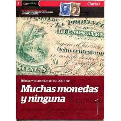 billetes monedas y estampillas 1- muchas monedas y ninguna