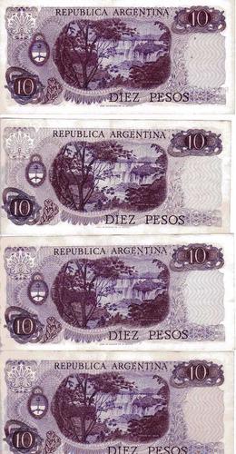 billetes pesos argentina ley