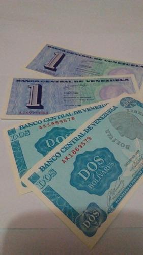 billetes tinoquitos 1989 unc sin circular leer descripcion
