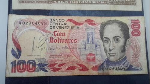 billetes viejos para coleecionistas