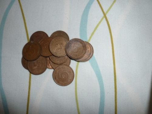 billetes y monedas antiguas venezuela