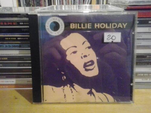 billie holiday serie grandes momentos cd