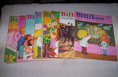 billiken.lote de antiguas publicaciones argentinas...
