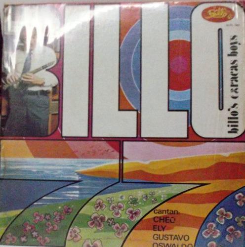 billo's caracas boys - billo '77 lp. disco vinilo