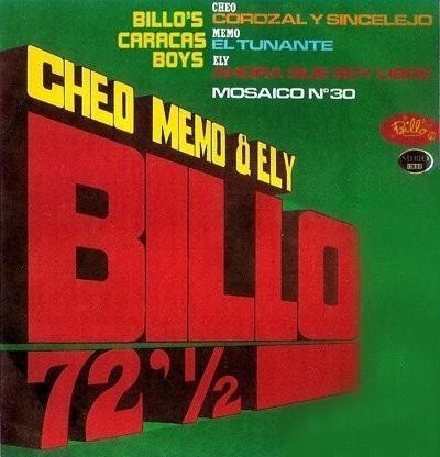 billos caracas boys - billos 72 1/2 (digital)