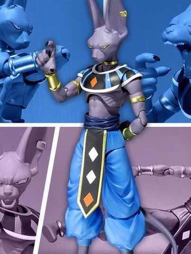 bills - beerus dragon ball super sh figuarts bandai en stock
