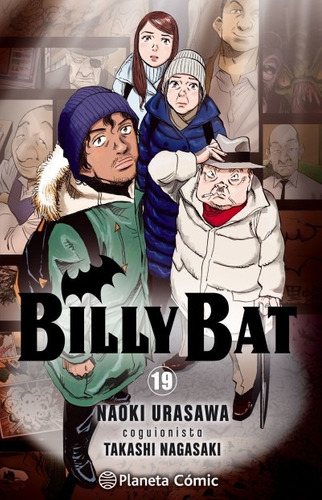 billy bat 19(libro shonen (acción - juvenil))