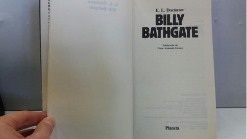 billy bathgate. e. l. doctorow