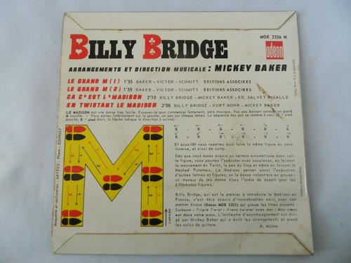billy bridge - le madison par - compacto ep 45